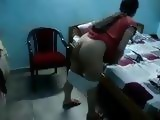 Unsatisfied Amateur Indian Wife Fucking Her Brother In Law While Hubby Is Away