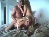 Mom And Daughter Both Fucked By A Rich Oldie They Met On A Vacation