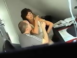 Amateur Mature German Cuckold Wife Taped With Hidden Cam Fucking Boss at Office