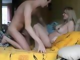 Hot College Student Morning Sextape
