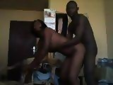 Rwanda Couple Making Their First Amateur Sex Tape