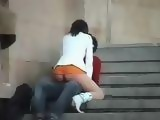 Amateur Caught Fucking At Public Places