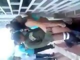 teen Fucked In A Schoolyard While Others Are Waiting Their Turn