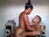 African Teenagers Homemade Sextape