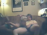 Amateur College Blond Teen Gives Awesome Blowjob To Her Boyfriend
